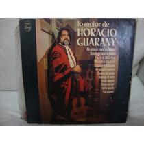 Vinilo Horacio Guarany Lo Mejor
