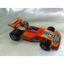 Matchbox Nº 36 Formula 5000 Piloto Azul A Lesney Product