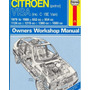 Manual De Taller Citroen Visa 1978-1988
