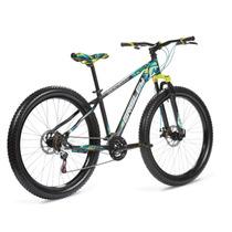 Bicicleta Mercurio Grisley Rodada 27.5 Aluminio 21 Velocidad