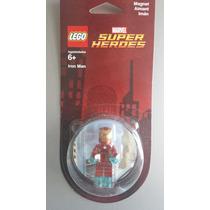 Iron Man Iman Avengers Lego Minifigura Marvel Ugo