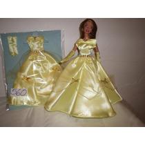 Barbie Vestidos Princesas Disney Maracay