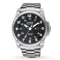 Relógio Citizen Eco-drive Super Titanium Bj8070-51e