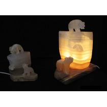 El Tradicional Modelo De Lámpara De Osos De 34 Cms De Altura