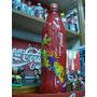 Botella Coca Cola Litro Y 1/4 Limitada Lado De La Vida