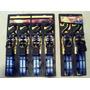 Cinchas Rachet 1pulg X3,6mts Amarre Carros 2 Y 4 Piezas