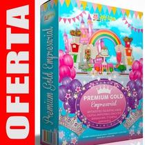 Kit Imprimible Premium Gold Empresarial - Candy Bar Tarjetas