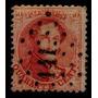 Belgica, Antiguo Sello Clasico Yvert N° A16 Dentado 12½