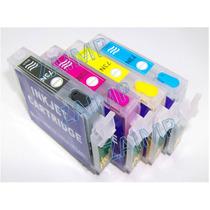 Cartuchos Recargables Para Impresoras Epson T22 Tx120 Tx130