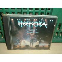 Hermetica En Vivo 1993 Argentina Heavy Metal Cd Argentino