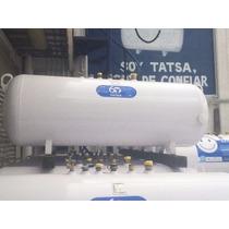 Tanque Estacionario Marca Tatsa 500 Litros