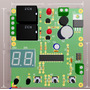 Controlador Temperatura Con Temporizador, Multiproposito
