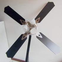 Lu-ce´s Ventilador De Techo 10 Años Garantia Con 3 Luces