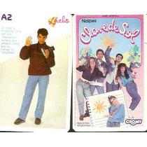 Cartas Naipes Cromy Series Clave De Sol Television Argentina