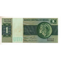 Brasil 1cruzeiro Año 1980 S/c Miralo!! Bm 2163