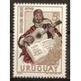 Uruguay Tema Gauchesco - Serie Yvert 828 Mint