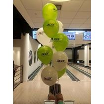 1.000 Balões (bexigas) Personalizadas 1 Lado, 1 Cor Impressa