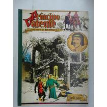 Príncipe Valente Volume 4! Ebal Ago 1986! Capa Dura! Gigante
