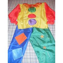 Disfraz De Payaso Para Adultos Clown