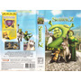 Shrek 2 Vhs Original Dibujos Animados Castellano