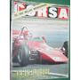 Revista Corsa 466 500 Millas Mercedinas Motos Daytona Crespi
