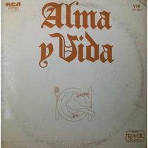 Alma Y Vida Vol. 2 Disco Vinilo Lp