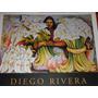 Lamina De Diego Rivera (vendedora De Flores