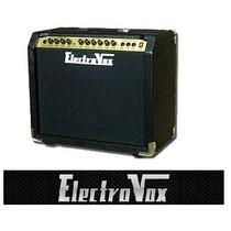 Amplificador De Guitarra Electrovox Gtt 60 R Con Reverb