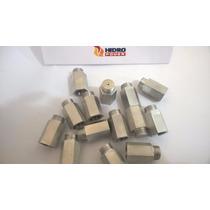Prolongador De Sonda Lambda Com 04 Peças De Alumínio 40mm