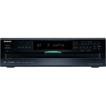 Reproductor De Cd Onkyo - 6 Cds Negro Dx-c390