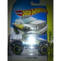 Hot Wheels De Coleccion Camioneta Toyota Tundra Op4