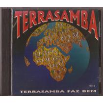 Terra Samba Terrasamba Faz Bem (1995) Cd Nuevo Brasilero