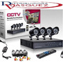 Kit Completo De 4 Camaras Dvr 3g Vision Nocturna Oferta<br><strong class='ch-price reputation-tooltip-price'>U$S 129<sup>89</sup></strong>
