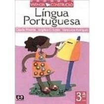 Livro Língua Portuguesa 3ª Série Vivência Construção