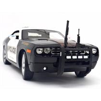 1:18 Dodge Challenger Concept Police 2006 Patrulla Policia