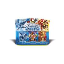Skylanders Spyro Adventure Carácter Triple Pack (un Torbell
