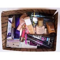 Lote De Cosmeticos 50 Piezas Premium Loreal , Nyx , Y Mas ..