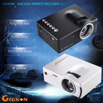 Proyector Mini Video Beam Portatil - Hdmi - Usb -micro Sd