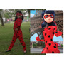 Enterizo/ Disfraz De Ladybug Miracoulus
