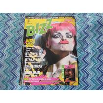 Revista Bizz Numero 3 Completo Com Disco Vinil E Poster 1985