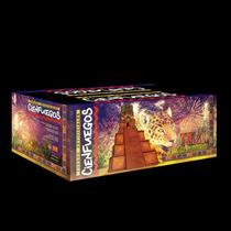 Torta Tikal El Gran Jaguar Pirotecnia - Fuegos Artificiales