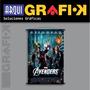 ..:: Posters - Banners De Películas ::.. The Avengers