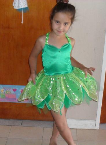 Disfraz De Campanita Taiana Aurora -   699 644a0f571400