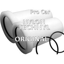 Bucha Nylon Eixo Traseiro Rolamento Peugeot 206 106 Citroen