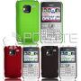 Funda / Carcasa Rigida Verde Para Celular Nokia E5