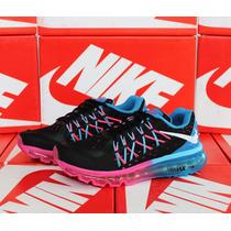 Tenis Nike Air Max 2015 Unissex Airmax Colorido