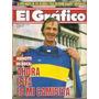 Revista El Grafico 3508 Maradona Alonso Menotti Santilli Ape