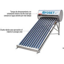 Boiler Ecologico Ahorro Energia Calentador Solar 100 Lt Agua