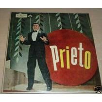 Antonio Prieto - Antonio Prieto Vinilo Argentino Promo
