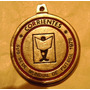 Medalla Del Diario Epoca De Corrientes